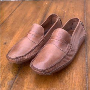 Men's SAKS Fifth Avenue Brown shoes 9.5 M
